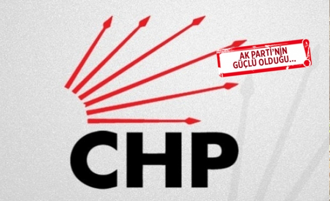 CHP'de o ilçeye talip yok!