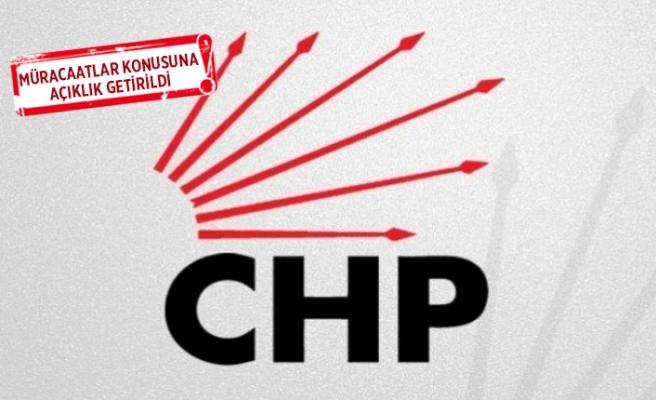 CHP'den üye olmayanlara genelge!