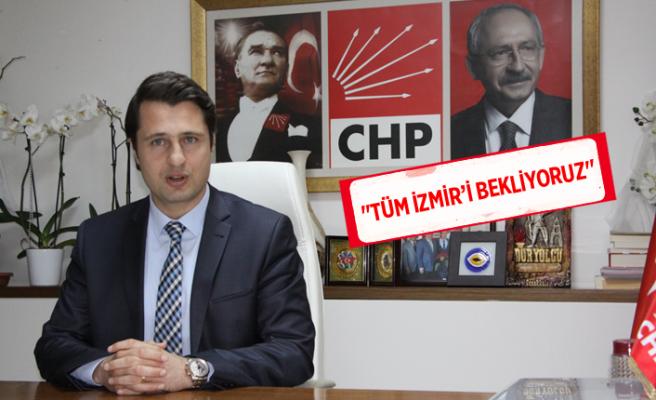 CHP İzmir'den 29 Ekim'e özel program