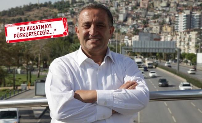 CHP'li Özer, Bayraklı için kolları sıvadı!