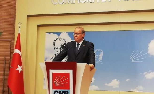 CHP'li Öztrak: Hukuk varsa Andımız yeniden okutulmaya başlanacak
