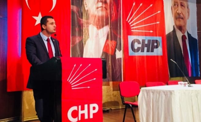 CHP'li Yücel'den AK Parti'ye çok sert çıkış!