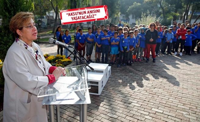 Çocuklar 'İzmir'in Annesi' için koştu