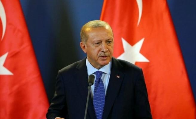 Cumhurbaşkanı Erdoğan'dan milli para çağrısı