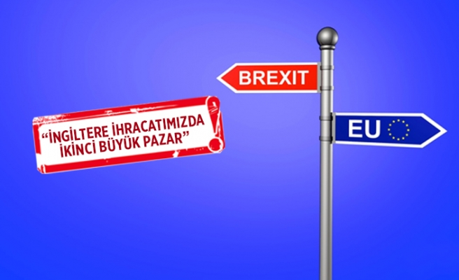 Egeli ihracatçılar Brexit fırsatlarını radarına alacak