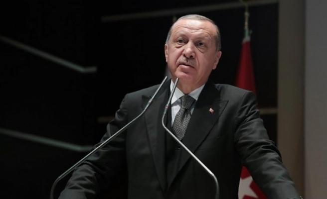 Erdoğan: CHP'yi de bizim kurtarmamız lazım