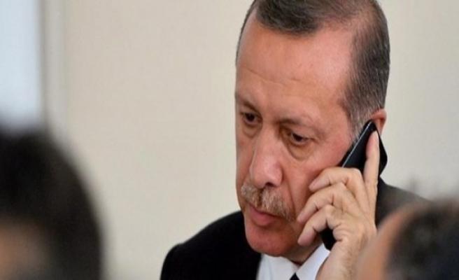 Erdoğan,Prens Selman ile telefonda görüştü!