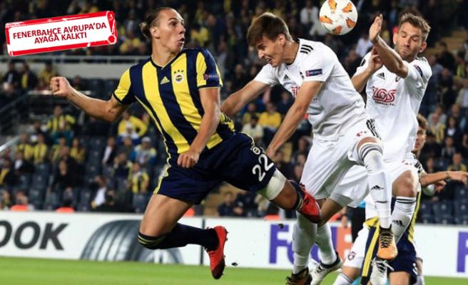 Fenerbahçe, Slimani ile nefes aldı