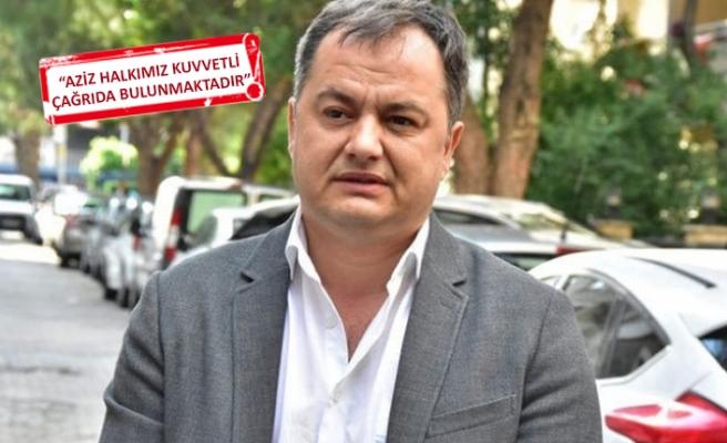 Gazeteci Gökmen Ulu, İzmir'in o ilçesinden aday adayı!