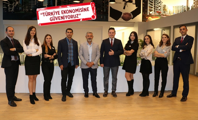 Gergül İnşaat'ın yeni projesi 'Ataşehir Modern' tanıtıldı