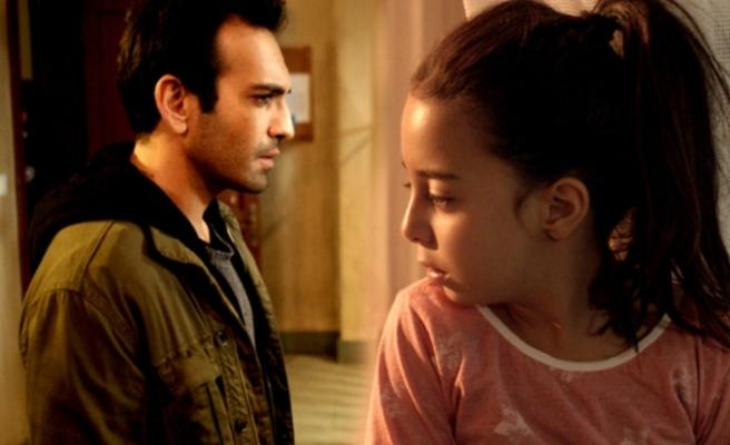 Güzel oyuncu, Kızım dizisine dahil oldu