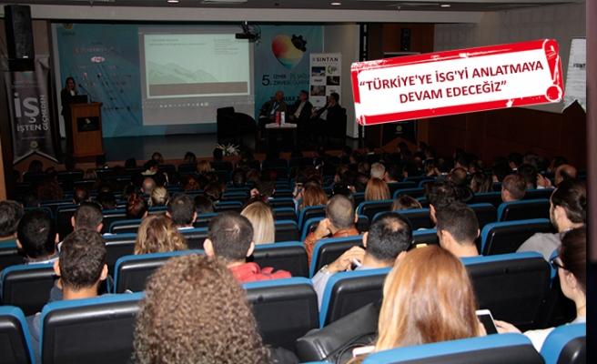'İş sağlığı ve güvenliği' İzmir'de konuşuldu