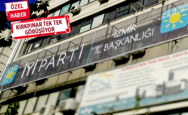 İYİ Parti İzmir'in yönetimine sürpriz isimler gelebilir