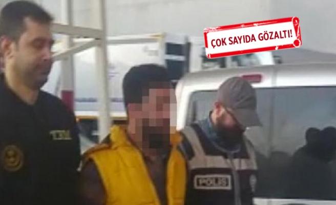 İzmir'de DEAŞ baskını!