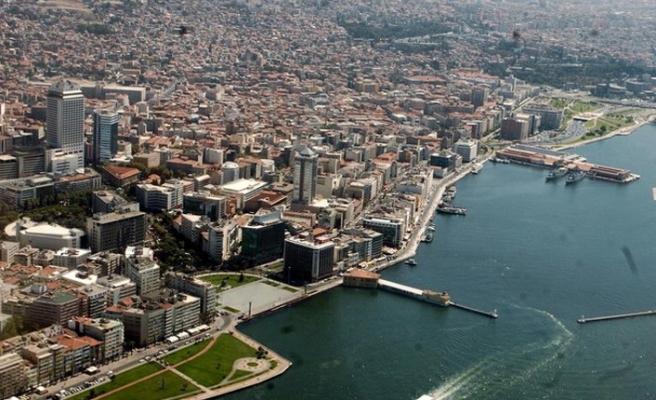 İzmir'de Eylül ayında konut satışları azaldı