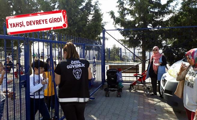 İzmir'de Milli Eğitim o okula güvenlik gönderdi