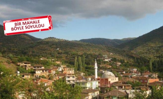 İzmir'de şaşkına çeviren hırsızlık!