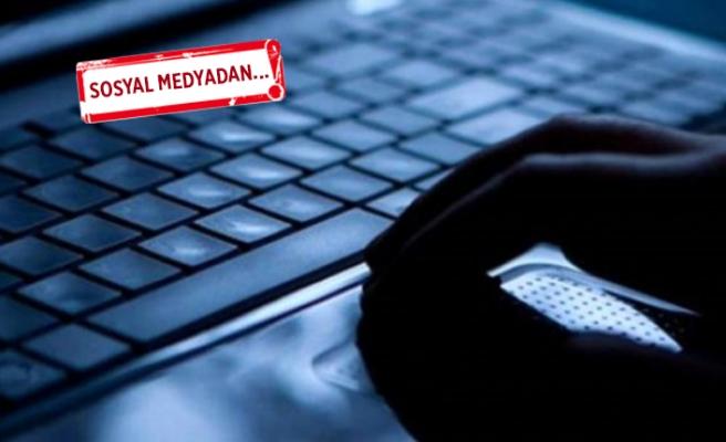 İzmir'de 'sosyal medya' gözaltısı!