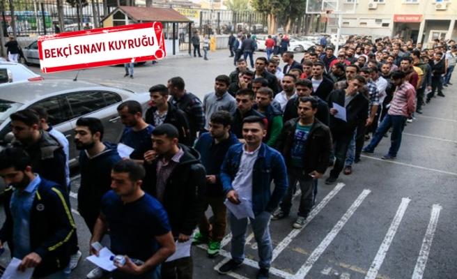 İzmir'de yüzlerce genç başvurdu!