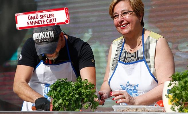 İzmir'in aklı  'Konak Mutfak'ta kaldı!
