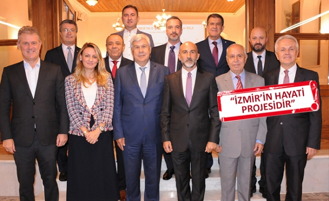 İzmirli Başkanlardan çağrı: Kemeraltı ticaret ve turizm merkezi olmalı