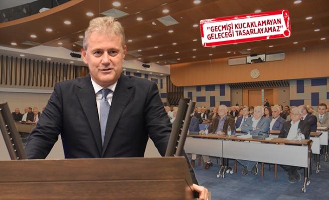 İZTO'da 'ahde vefa' toplantısı