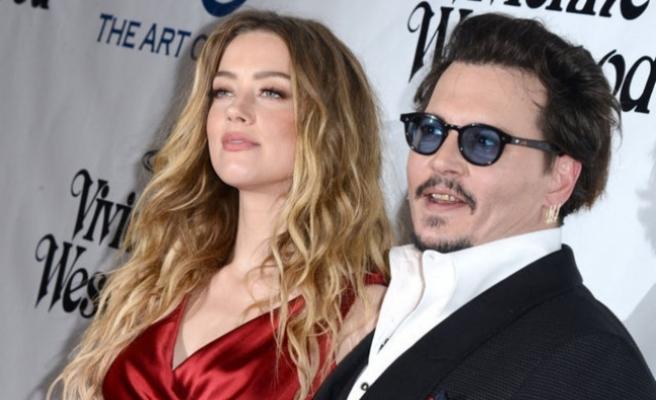 Johnny Depp, Amber Heard'ın şiddet iddiasına yanıt