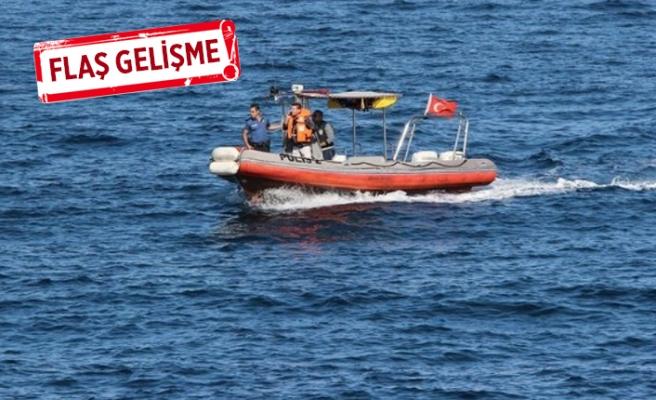 Karaburun'daki tekne faciasında kaybolan 12 kişi orada bulundu!