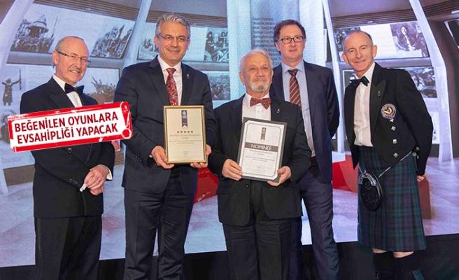 Karşıyaka'nın Anıtı'na Avrupa'dan büyük ödül!
