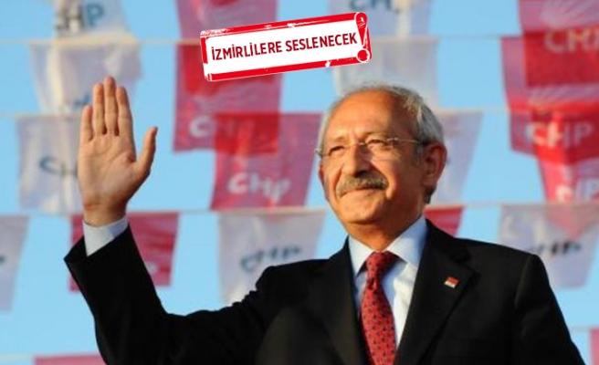Kılıçdaroğlu İzmir'de fener alayına katılacak!