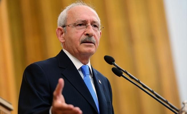 Kılıçdaroğlu'ndan 'Kaşıkçı' eleştirisi