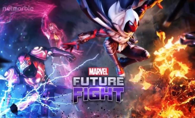 MARVEL Future Fight'a yeni kahramanlar
