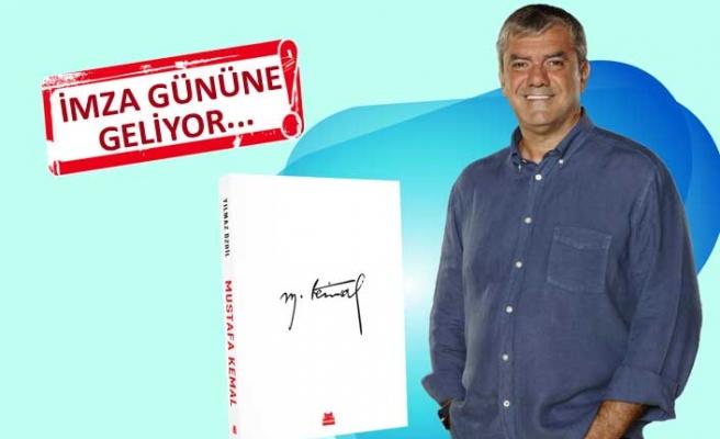 """""""Mustafa Kemal"""" kitabı, 1 milyon satış rakamına yaklaşıyor"""