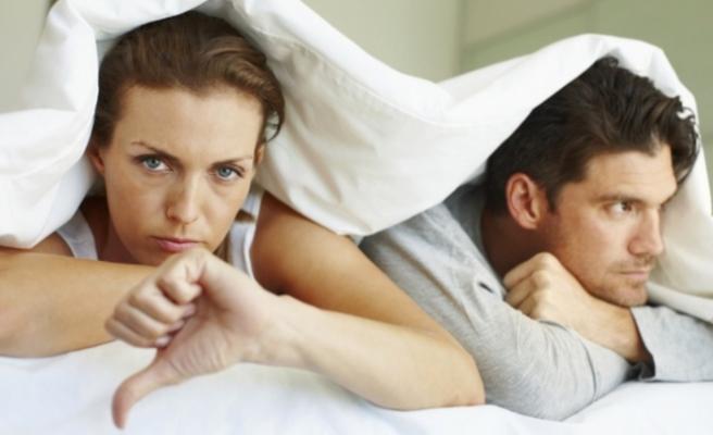 Seks yapmak istediğinizde eşiniz istemiyorsa...