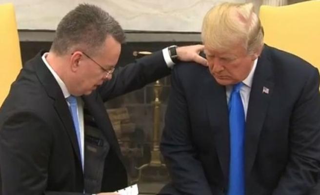 Trump: Türkiye ile eskiye döneceğiz!