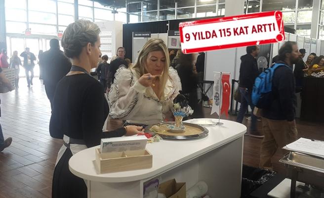 Türk su ürünleri sektörü ABD'de lezzet şovu yaptı