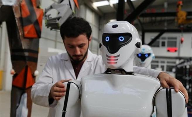 82 bin TL'ye Konyalı robot