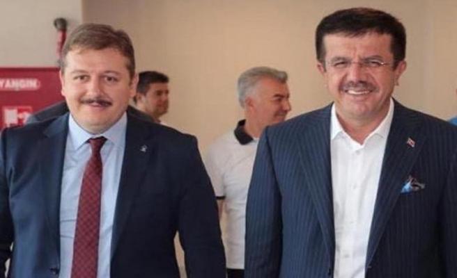 AK Parti Denizli'den Zeybekçi'ye destek!