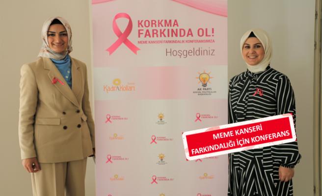 AK Parti İzmir'den meme kanserine farkındalık konferansı
