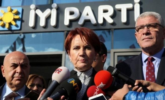 Akşener'den 'adaylar belirlendi iddiası'na yanıt!