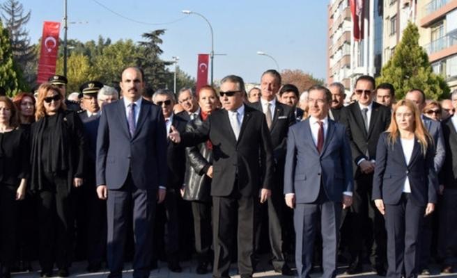 Atatürk anmasında 'Hepsini görevden alın' talimatı