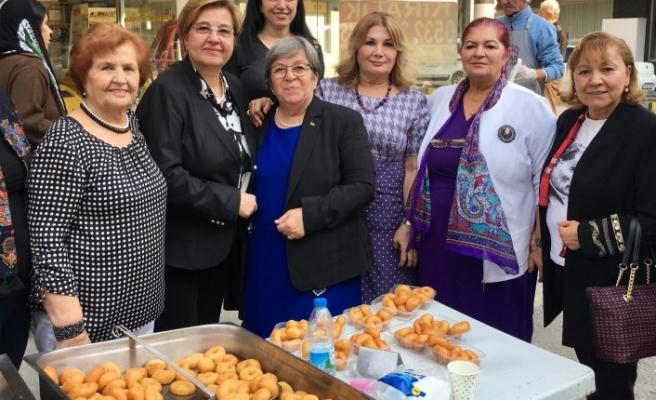 Atatürk'ü lokma dökerek andılar