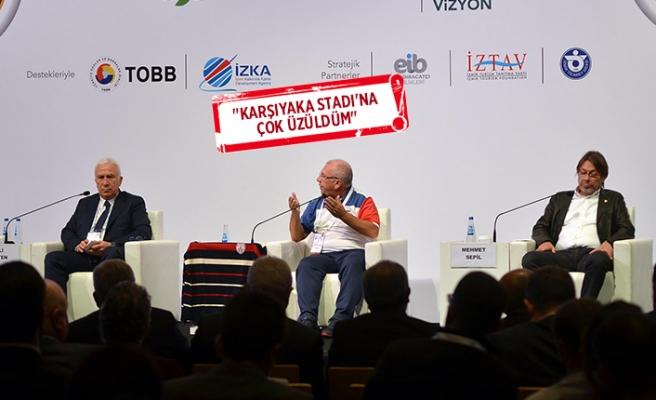 Başkanlar Ege Ekonomik Forumu'nda buluştu