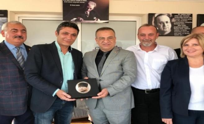 CHP'li Başak'tan 'sosyal belediyecilik' mesajı