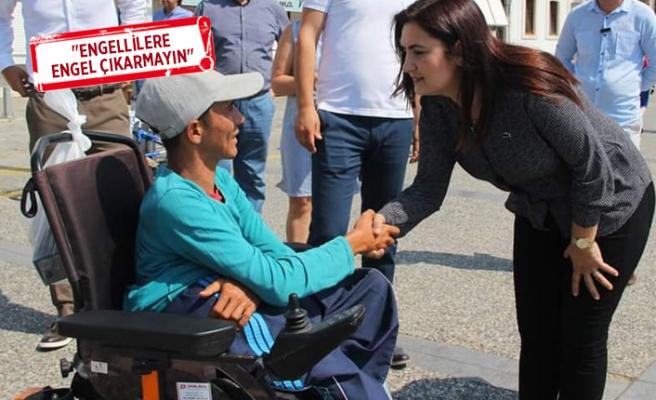 CHP'li Kılıç'dan engelliler için kanun teklifi!