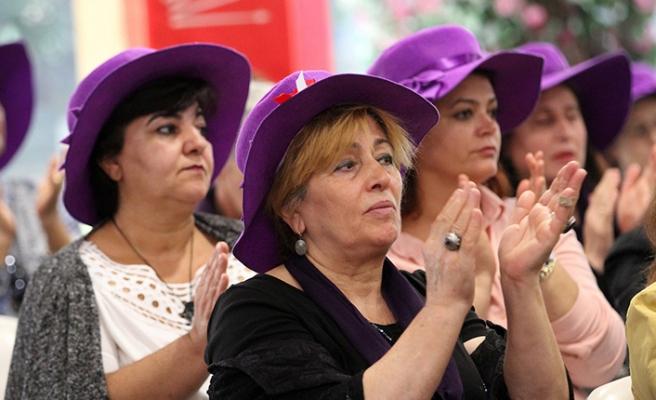 CHP'nin Kadınlarından Cumhuriyet,Hukuk ve Kadın Paneli