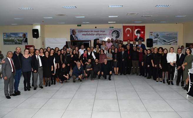 Çiğli'de öğretmenleri buluşturan gece
