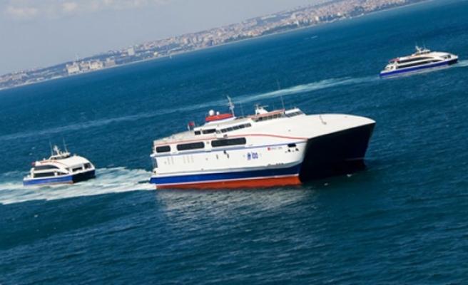 Deniz seferleri iptal edildi