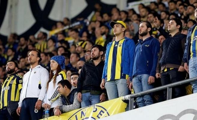 Fenerbahçe Alanyaspor maçında 31 bin taraftar