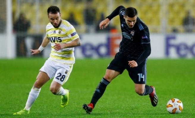 Fenerbahçe, UEFA Avrupa Ligi'nde turladı